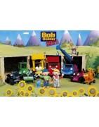 Bob The Builder járművek
