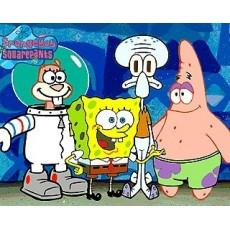 Spongebob mesefigurák
