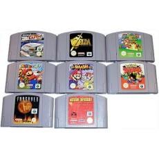 Nintendo 64 kazetta