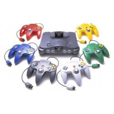 Nintendo 64 konzol