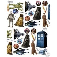 Dr Who Ki vagy Doki figurák