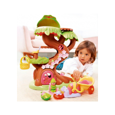 ELC műanyag játékfigurák