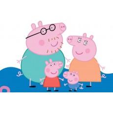 Peppa Pig plüssök és játékok