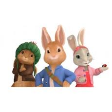 Peter Rabbit és barátai