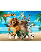 Madagascar szereplők