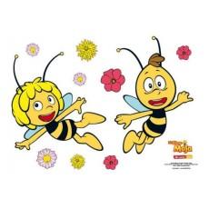 Maja, a méhecske szereplők