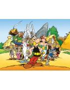 Asterix és obelix szereplők