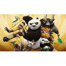 Kungfu Panda és barátai