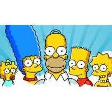 Simpson család szereplők