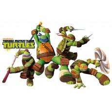 Tini Ninja teknőc TNT szereplők