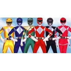 Power Rangers szereplők