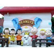 Snoopy és barátai