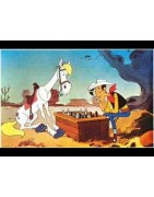 Lucky Luke szereplők