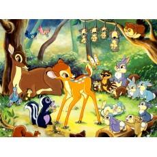 Bambi szereplők