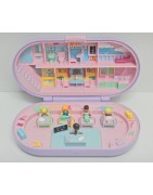 Polly Pocket szelencék