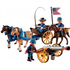 Playmobil katonák