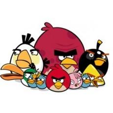 Angry Birds madarak