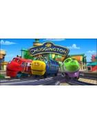 Chuggington Pályaudvar vonatai