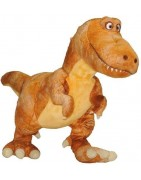 Plüss dinosaurus
