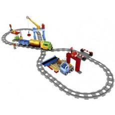 Duplo vonatos játékok