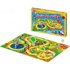 Társasjátékok 3 éves kortól