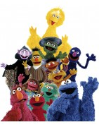 Sesame Street játékok