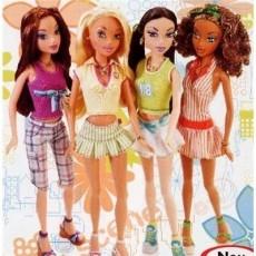 My Scene Barbie babák