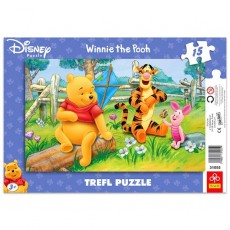Puzzle kirakó 15db-ig